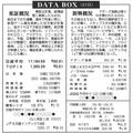 日本証券新聞(10月24日号)
